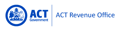 ACT Government, ACT Revenue Office logo